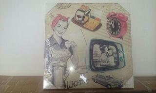 Cuadro vintage