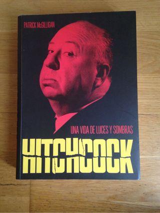 """Libro """"Hitchcock. Una vida de luces y sombras"""""""