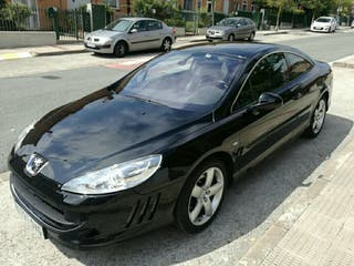 PEUGEOT 407 COUPE 2.0HDI 163CV