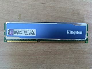 Memoria ram 8gb DDR3 1600mhz Cl10