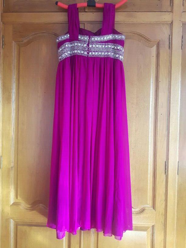 Excepcional Vestido De Fiesta De Los 80 Ornamento - Vestido de Novia ...