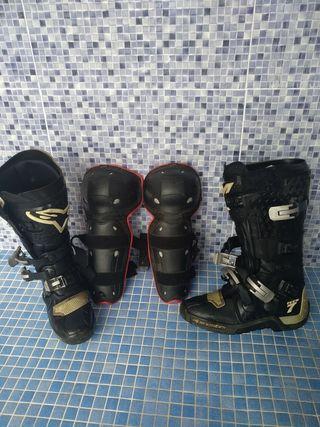 botas alpinestars tech N43
