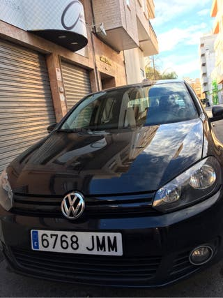 Volskwagen golf VI bluemotion