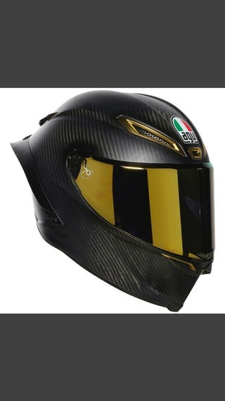 Agv Pista Gp R Matt Carbon limited edition