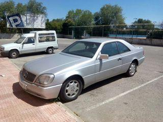 Mercedes-Benz CL 600 V12 1999