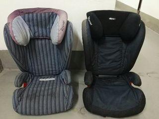 sillas coche niño