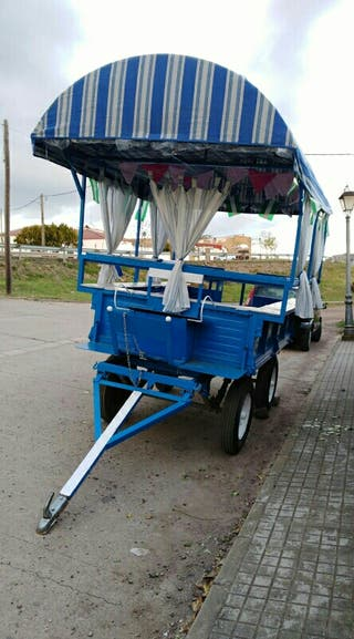 carro para romerias