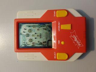 Pinball retro consola portatil