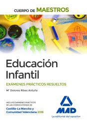 EXÁMENES PRÁCTICOS EDUCACIÓN INFANTIL MAD