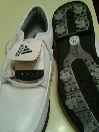 sports shoes 200e7 d3054 zapatos golf adidas