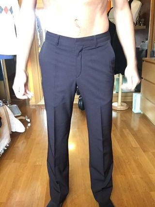 Pantalones hombre zara