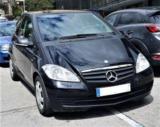 Mercedes-Benz Clase A 160 CDI Bluemotion, 81 CV.