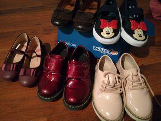 Varios zapatos niña 26 zara dulces mayoral