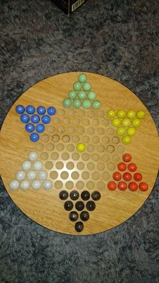 juego celta de madera