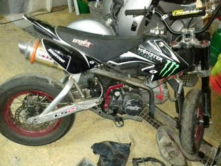 pit bike imr 150 sm