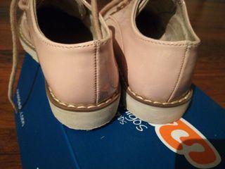 zapatos niña zara 26