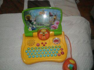 ordenador Verch infantil abeja maya