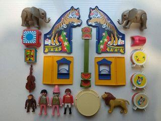 Lote circo Playmobil