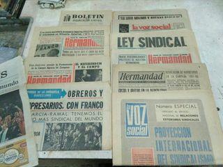 periódicos lote y periodico mundial