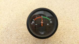 Reloj amperímetro