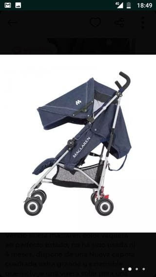 Silla Maclaren Quest Denim