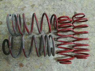 Vendo muelles SEAT Leon 2003 homologados.
