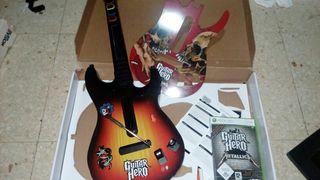 guitarra xbox
