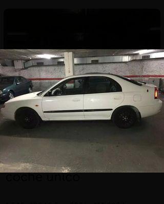 coche único