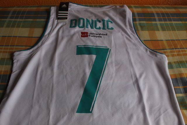 00267e7cff2f2 Camiseta Luka Doncic Real Madrid Baloncesto de segunda mano por 40 ...