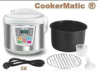 robot de cocina un solo uso