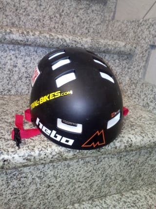casco hevo bmx mtb trial