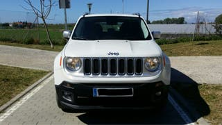 Jeep renegade limite 4x4 2015
