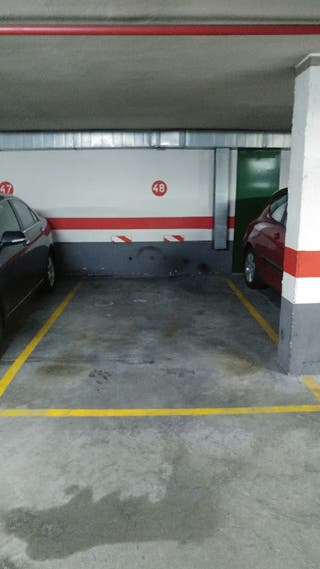 plaza garaje en Pablo Ruiz Picasso 26