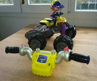 Moto Quad Tonka