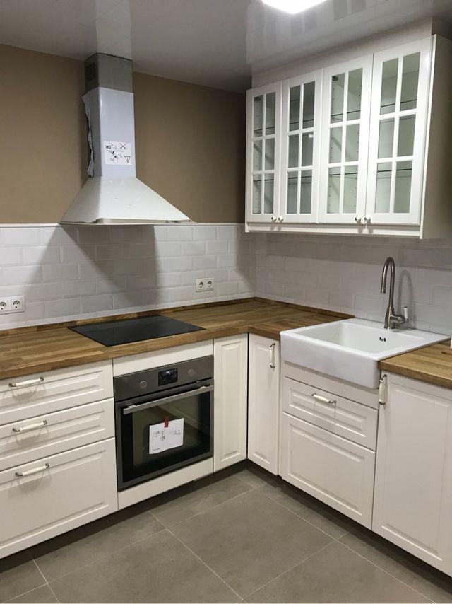 Montador cocinas ikea puertas parquets muebles en art s for Puertas muebles ikea