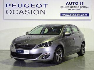 Peugeot 308 ALLURE 130cv 2017 (FULL LED Y GPS)