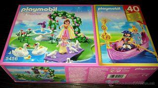 Playmobil 5456 Set isla princesa. Sin abrir