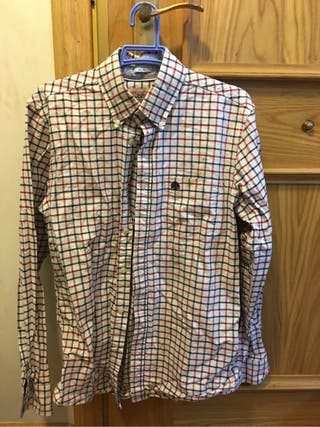 Camisa sprinfield hombre