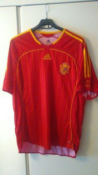 Camiseta Selección Española MUNDIAL 2006
