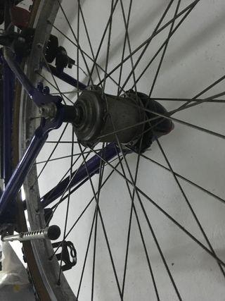 Bicicleta americana junior