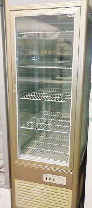 Vitrina 4 caras congelacion refrigeracion