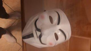 mascara de v de vendeta