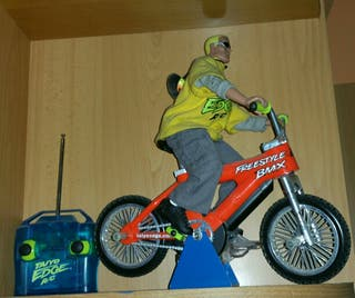 Freestyle BMX Taiyo Edge R/C