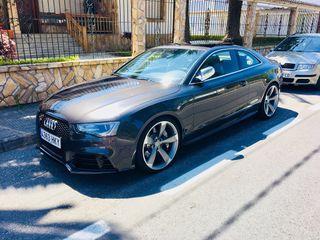 Audi A5 S5 ABT Akrapovic RS5 2013