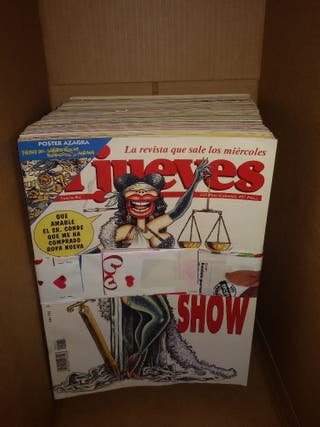 Coleccion de revistas
