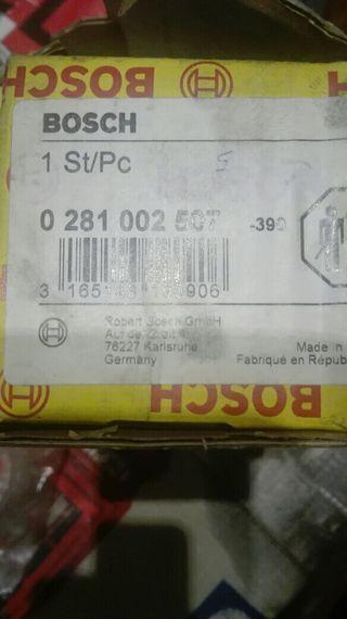 regulador rampa de inyección 0281002507
