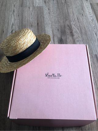 Sombrero Lucia Be