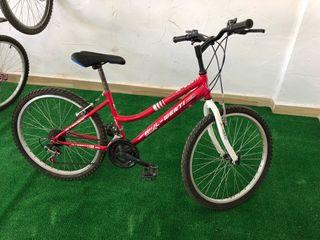 Bicicleta mtb Rueda 24