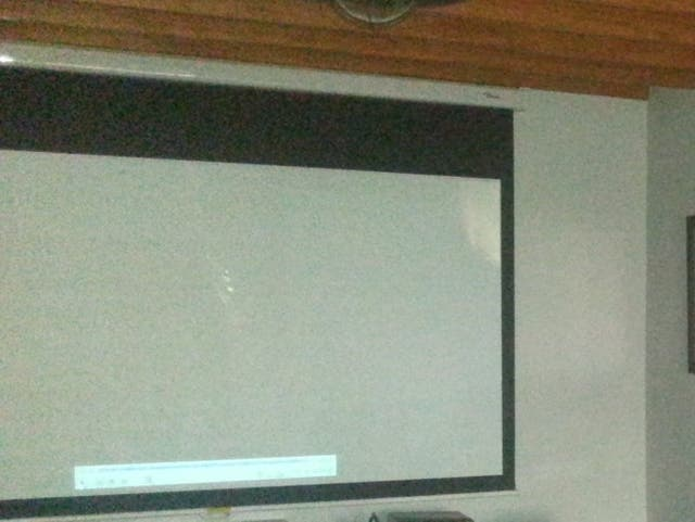 """Pantalla proyector Optoma 92"""" DS9092PMG"""