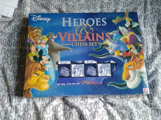 Ajedrez de Disney, Héroes vs Villanos